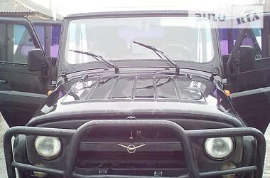 УАЗ Hunter 2007