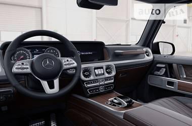 Mercedes-Benz G 500 AMG Designo 2018