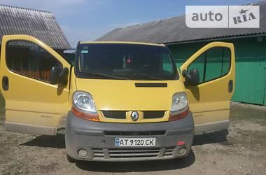 Renault Trafic груз. 2002
