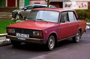 ВАЗ 2105 21072 1.3 1987