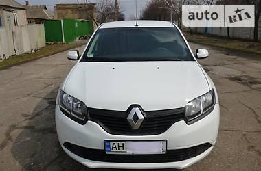 Renault Logan 1.5 2013