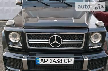 Mercedes-Benz G 500 2008