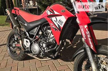 Yamaha XTX 2007