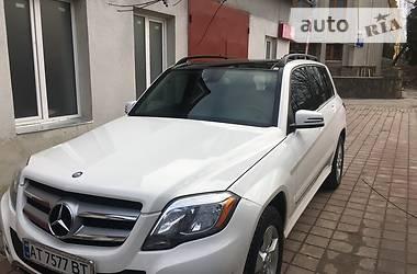 Mercedes-Benz GLK 250 2014