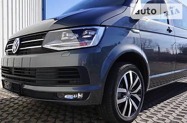 Volkswagen Multivan Lang 4Motion LED 2018