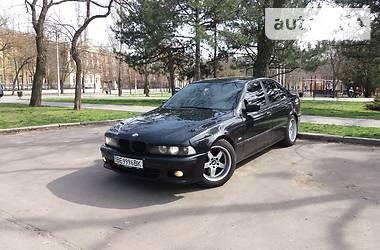 BMW 540 m62b44tu 2000