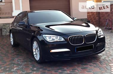 BMW 740 X-Drive M-Packet 2013
