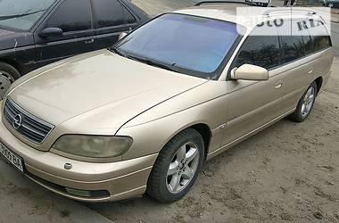 Opel Omega Elegance 2.6 V6 2001