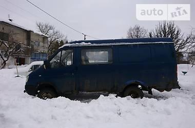 ГАЗ 2705 Газель груз-пас 2005