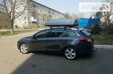 Renault Megane BOSSE 2012