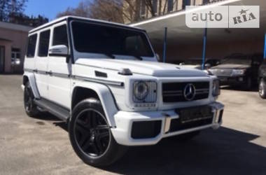 Mercedes-Benz G 63 AMG ///AMG Full 2017