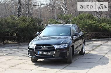 Audi Q3 Quattro 2017