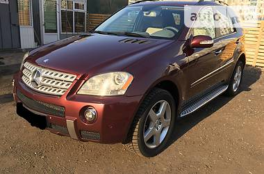 Mercedes-Benz ML 550 2008