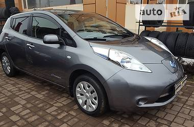 Nissan Leaf 80kW 2013