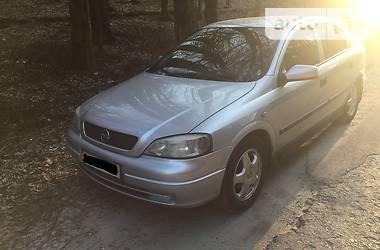 Opel Astra G Comfort 2000
