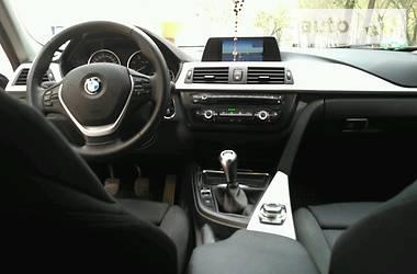 BMW 318 f31 2013