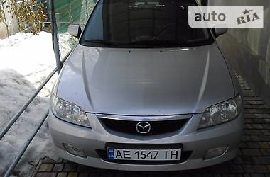 Mazda 323 2003