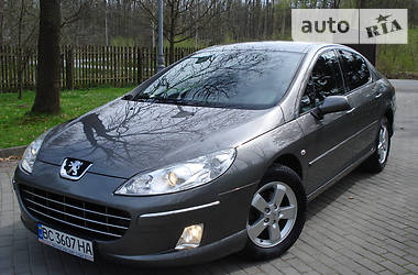 Peugeot 407 RESTYLING EXCLUSIVE 2009