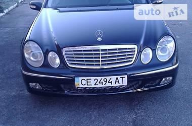 Mercedes-Benz 220 E220CDI 2003