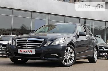 Mercedes-Benz E 220 CDI 2010