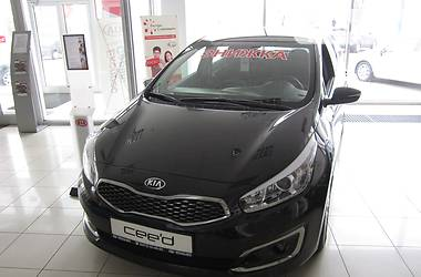 Kia Ceed Business 2017