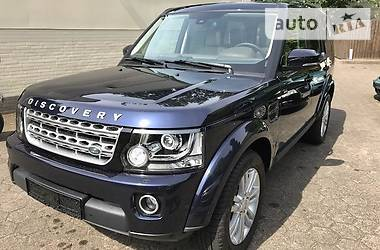 Land Rover Discovery 3.0 SDV6 HSE 2016
