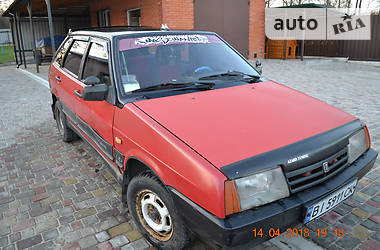 ВАЗ 2109 1998