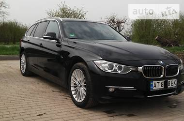 BMW 320 xDrive. Luxury Line 2013