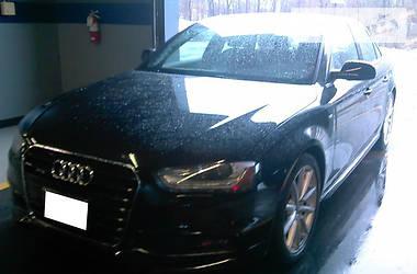 Audi A4 Prem Plus 2015