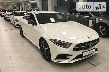Mercedes-Benz CLS 400 d 4 Matic 2018