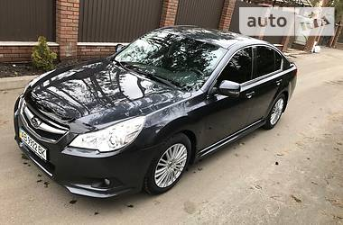 Subaru Legacy 4-WD 2010