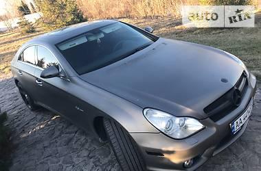 Mercedes-Benz CLS 63 AMG 2006