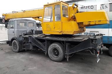 МАЗ 5337 вантажний автокран 1992