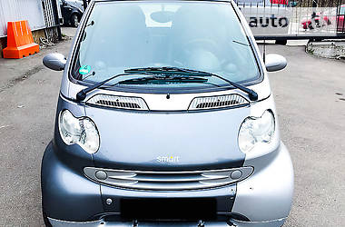 Smart Fortwo 2001
