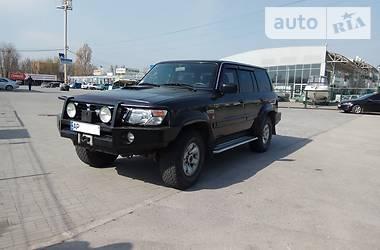 Nissan Patrol GR 2001
