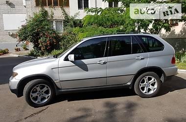 BMW X5 Restyling 2004