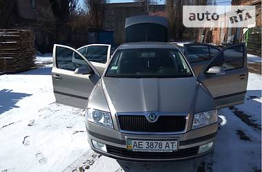 Skoda Octavia A5 ELEGANZE 2009