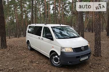 Volkswagen T5 (Transporter) пасс. LONG 2005