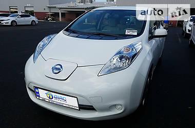 Nissan Leaf SV MY2015 2014