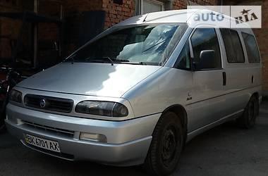 Fiat Scudo пасс. Combinato (пасажир) 2003