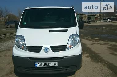 Renault Trafic груз. Navi/A.C 115 2012