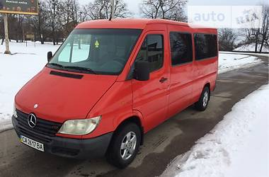 Mercedes-Benz Sprinter 316 пасс. 2002