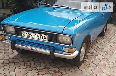 Москвич / АЗЛК 2140 1986