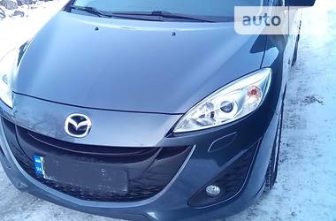 Mazda 5 2.0 2013