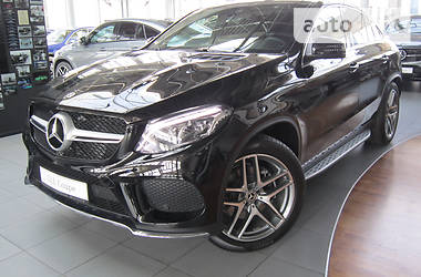 Mercedes-Benz GLE Coupe GLE 350 d Coupe 2018