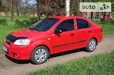 Chevrolet Aveo 1.5i_A/C 2008