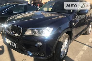 BMW X3 2.0D 135kWt 2012