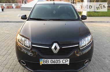 Renault Logan gas-benzin 2013