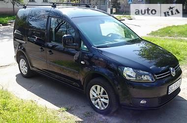 Volkswagen Caddy груз. Bluemotion 2014