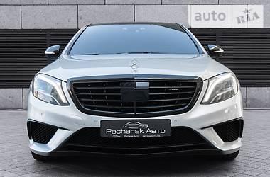 Mercedes-Benz S 350 4-Matic 2014
